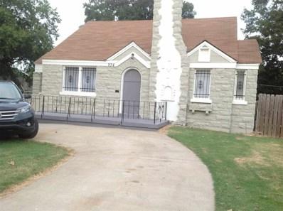 934 N Willett St, Memphis, TN 38107 - #: 10049376