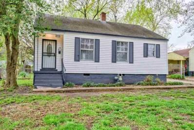 3733 Mayflower Ave, Memphis, TN 38122 - #: 10049865