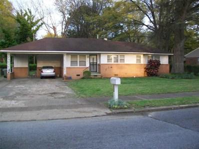 3960 Hermitage Dr, Memphis, TN 38116 - #: 10050289