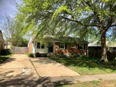 1023 Danita St, Memphis, TN 38122 - #: 10050462