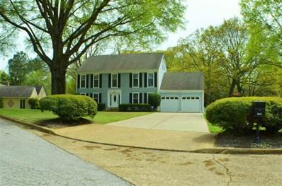 8655 Loxley Pl, Memphis, TN 38016 - #: 10050618