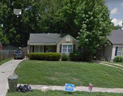 3604 Bowen Ave, Memphis, TN 38122 - #: 10051073
