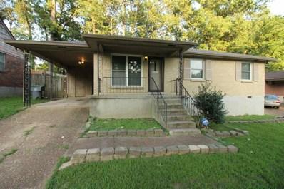 3806 Townsend Dr, Memphis, TN 38127 - #: 10051246