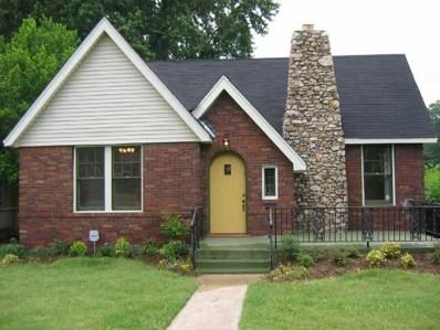 933 N Avalon St, Memphis, TN 38107 - #: 10051404