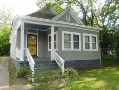 1225 Fountain Ct, Memphis, TN 38106 - #: 10051483
