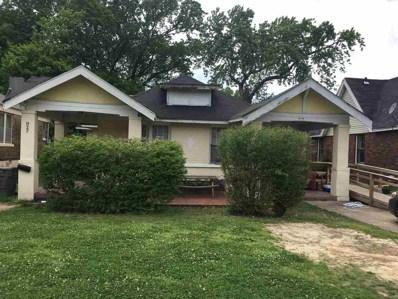929 N Avalon Ave, Memphis, TN 38107 - #: 10051497