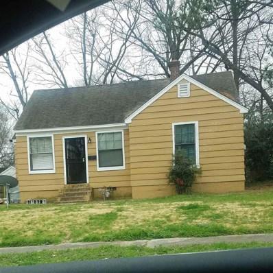 3733 Vernon Ave, Memphis, TN 38122 - #: 10052591