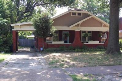 766 Dickinson St, Memphis, TN 38107 - #: 10052878