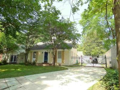 817 Cypress Dr, Memphis, TN 38112 - #: 10053053