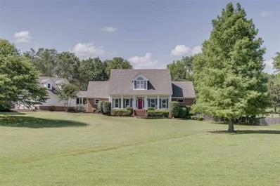 5166 N Cedar Ridge Rd, Unincorporated, TN 38118 - #: 10053515