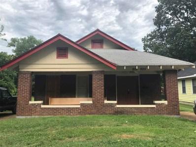 823 N Watkins St, Memphis, TN 38107 - #: 10053856