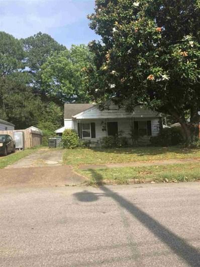 1648 Helsley St, Memphis, TN 38108 - #: 10053929