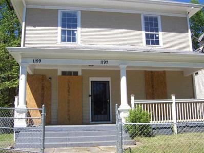 1197 Azalia St UNIT 1, Memphis, TN 38106 - #: 10054008