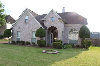 5521 Millers Glen Cv, Unincorporated, TN 38125 - #: 10054121