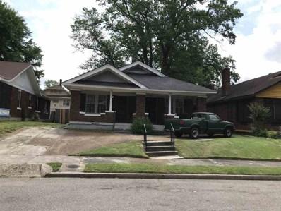 790 N Willett St, Memphis, TN 38107 - #: 10054132