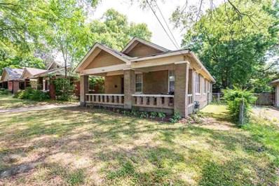 756 N Avalon St, Memphis, TN 38107 - #: 10054395