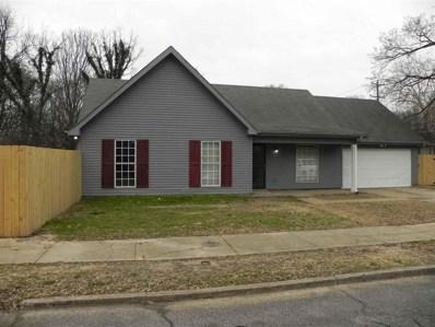 1211 Orleans St, Memphis, TN 38106 - #: 10054471