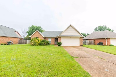 3707 Oakmoor Cir W, Bartlett, TN 38135 - #: 10054584