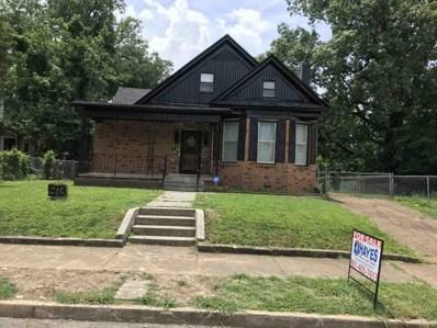 593 Lucy St, Memphis, TN 38106 - #: 10055365