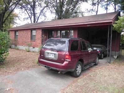 1724 Berwind Rd, Memphis, TN 38116 - #: 10055502