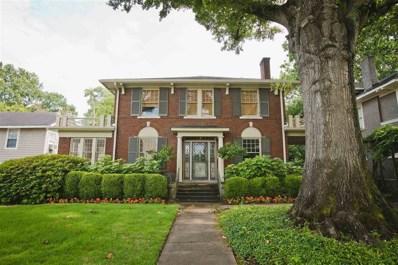 1813 Carr Ave, Memphis, TN 38104 - #: 10056197