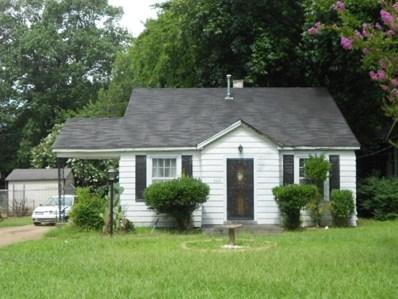603 McConnell St, Memphis, TN 38112 - #: 10056726