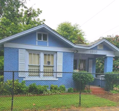 1338 Dunnavant St W, Memphis, TN 38106 - #: 10056856