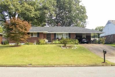 3764 Claree St, Memphis, TN 38116 - #: 10056890