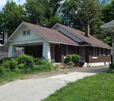 1595 Foster Ave, Memphis, TN 38106 - #: 10057070