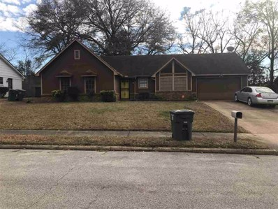 1717 David Dr, Memphis, TN 38116 - #: 10057471