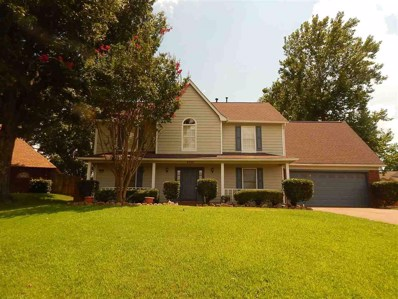 8275 Cypress Bend Cv, Unincorporated, TN 38125 - #: 10058361