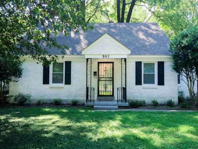 967 Patterson Cv, Memphis, TN 38111 - #: 10058866