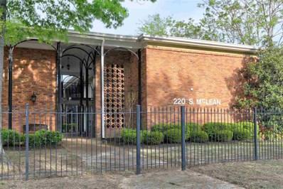 220 S McLean Blvd UNIT 5, Memphis, TN 38104 - #: 10059365