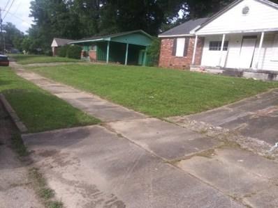 4054 Cliffdale Ave, Memphis, TN 38127 - #: 10059432