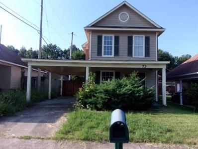 73 Builders Way, Memphis, TN 38109 - #: 10059639