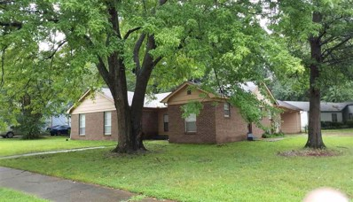 6123 Chinaberry Dr, Memphis, TN 38115 - #: 10059783
