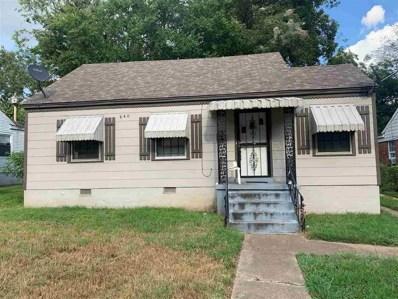 840 Freeman St, Memphis, TN 38122 - #: 10060824