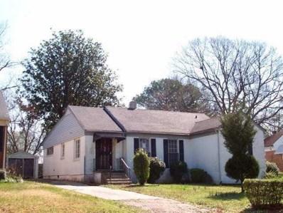 1126 Brower St, Memphis, TN 38111 - #: 10061383