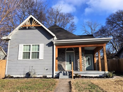 1113 Pennock Ave, Nashville, TN 37207 - MLS#: 1790108