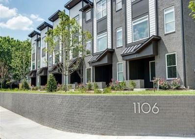 1106 Wade Ave Unit 3, Nashville, TN 37203 - MLS#: 1895850