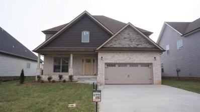 133 Griffey Estates, Clarksville, TN 37042 - MLS#: 1925078