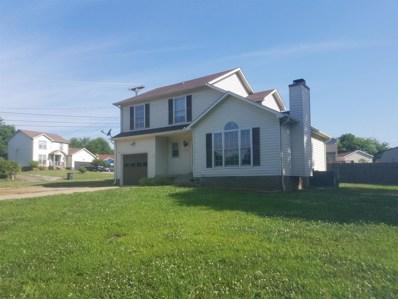 1106 Lamont Ct, Clarksville, TN 37042 - MLS#: 1934728