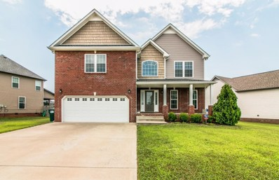 1733 Autumnwood Blvd, Clarksville, TN 37042 - MLS#: 1936830