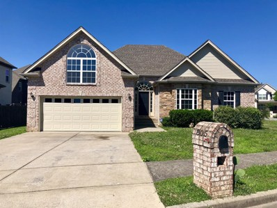 805 Northstar Ct, Old Hickory, TN 37138 - MLS#: 1937541