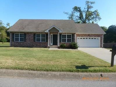221 Raintree Dr, Clarksville, TN 37042 - MLS#: 1944534