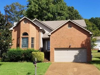 140 Holt Hills Rd, Nashville, TN 37211 - MLS#: 1946200
