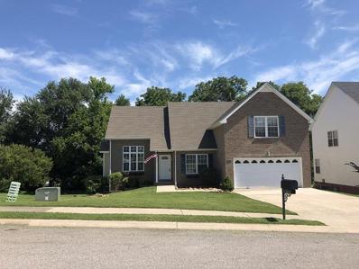 3159 Holly Pt, Clarksville, TN 37043 - MLS#: 1948716