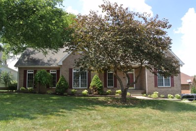 400 Tranquill Lane, Clarksville, TN 37043 - MLS#: 1949752