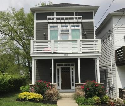 1014 W Grove Ave, Nashville, TN 37203 - MLS#: 1950047