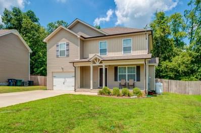 550 Magnolia Dr, Clarksville, TN 37042 - MLS#: 1951225